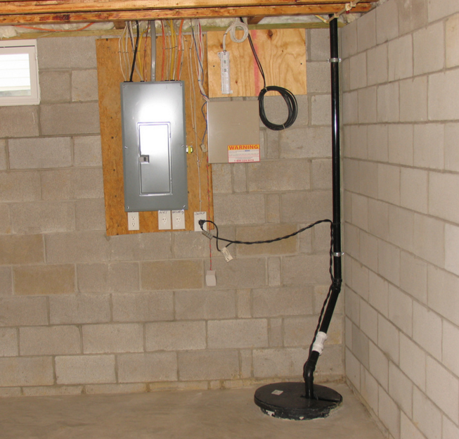 Steps for maintaining your sump pump ashworth drainage for Sump pump yard drainage systems