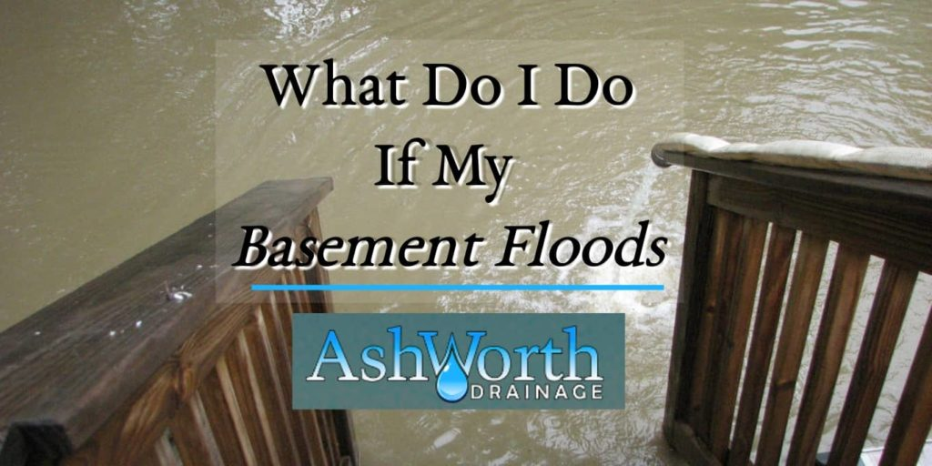 Basement Floods Basement Flooding Drainage Contractor Ashworth Drainage London Ontario Blog Header